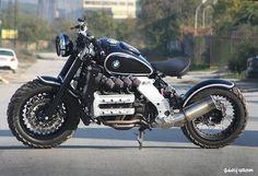 bmw k 1200 rs by galaxy custom K100 Scrambler, Scrambler Motorcycle, Bmw Motorcycles, Motorcycle Gear, Bike Bmw, Cafe Bike, Custom Bmw, Custom Cafe Racer, Custom Bikes