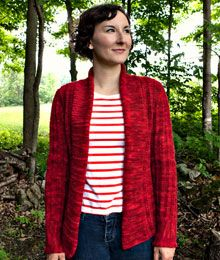 Grenadine, pattern by Amy Christoffers in Twist Collective
