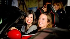 Disfrutando desde un MINI Roadster de  THE BIG MINI NIGHT