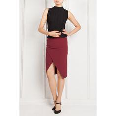 Infinity Asymmetric Skirt