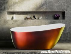 luxury bathtubs for modern bathroom, luxury bathtub designs
