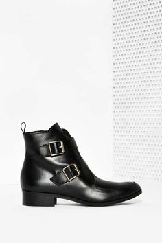 Crosswalk Gina Leather Boot #footwear #women #nattygal