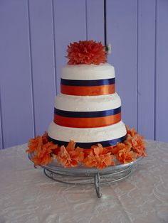 cute for an auburn wedding, love!!