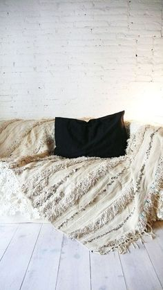 moroccan wedding blanket