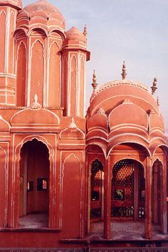 2 windows palace (Jaipur India) by Ahron de Leeuw cc  Hawa Mahal (Palace of the Winds)