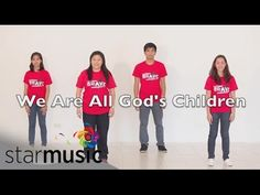 WE ARE ALL GOD'S CHILDREN (The Official Theme of Pope Francis' Apostolic Visit to the Phillipines 2015) #PopeFrancisPH #PapalVisitPH #MercyAndCompassion