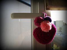 tiradores de corazon para picaportes, cajones y ventanas