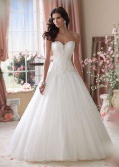 Grandi idee per l'acquisto di abiti da sposa 2015