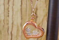 Our Hearts Desire - Rose Princess Locket