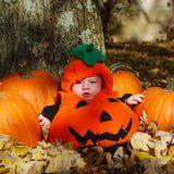 60 Spooktacular Halloween Baby Names