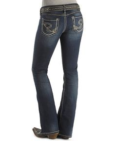 Love Silver jeans! They help with my FAS (flat ass syndrome lol ...
