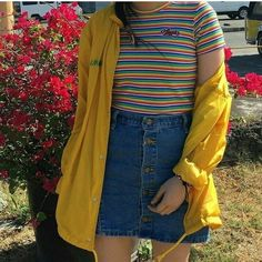 60 Vintage Outfits for Teenage Girls That Looks Gr Vintage Outfits, Retro Outfits, Outfits For Teens, Summer Outfits, Hipster Outfits, Korean Outfits, Grunge Outfits, 90s Grunge, Look 80s