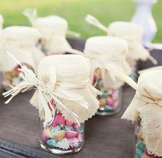 favors party favors, gift, pastel mint, candi, easter parti, pastel party theme, parti favor, mason jars, shabby chic wedding favors