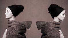 """Karlie Kloss in """"Shape Shift"""" by Steven Meisel for Vogue Italia, October 2014"""