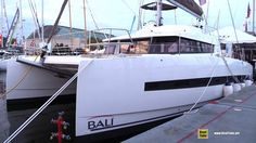 2017 Bali 4.3 Catamaran - Deck and Interior Walkaround - 2017 Annapolis ...