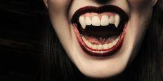 No sooner had I declared that I would go crazy on Hollywood if they made yet another vampire film, Tim Burton and Johnny Depp made . Vampire Film, Vampire Series, Vampire Fangs, Female Vampire, Vampire Art, Predator Hunting, Teeth Dentist, Vampire Hunter, Tim Burton