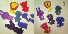 House Pretty Blog: DIY finger puppets