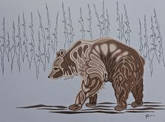 <p>The Subarctic Bear</p>