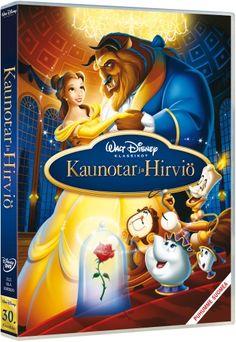 Disney 30: Kaunotar ja Hirviö (DVD) 14,95e