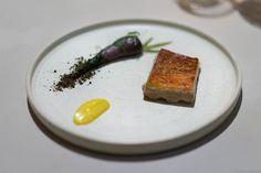 Lamb from Jæren, purple carrot & reduced cream