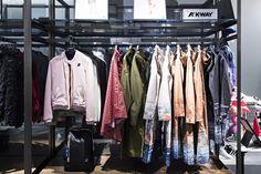 실용적인 바람막이와 블루종으로 유명한 프랑스 캐주얼 브랜드 케이웨이 (k-way). 갤러리아 명품관 WEST 4층에서 만나보실 수 있습니다.
