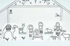 paper nativity - Google zoeken