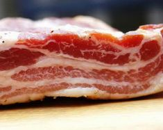 Как солить сало с прослойками мяса в рассоле??   засолка сала в рассоле