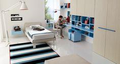 Multifunkční dětský nábytek ZALF - Luxusní dětský nábytek ZALF http://JESPEN.cz