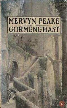 Mervyn Peake. Gormenghast.