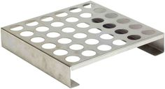 Charcoal Companions Stainless Pepper Roasting Rack / 36 Holes - Availability: in stock - Price: £12.50