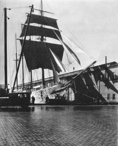 D. J. Ruzicka - West Street Pier, 1937