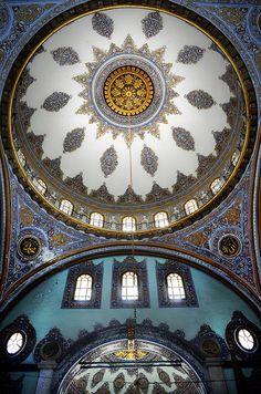 Nusretiye Mosque, Istanbul, Turkey