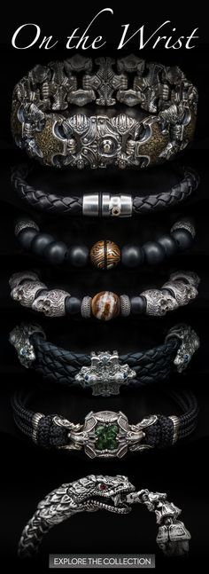 William Henry Bracelets