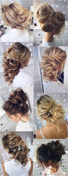 hair short updos wedding hair styles hair bridesmaid hair for short hair wedding hair wedding hair wedding hair updos hair ideas Wedding Hairstyles For Long Hair, Wedding Hair And Makeup, Trendy Hairstyles, Braided Hairstyles, Hair Wedding, Spring Hairstyles, Popular Hairstyles, Curly Hair Styles, Natural Hair Styles