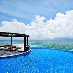 W Resort Maldives #wmaldives #MyVillas @travelplusstyle  #maldivesislands