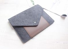 100% hand made item. Timeless design sleeve shows a healthy respect for the planet, also pursuing natural form and simplicity. Any size is available, if you need this case for other size, please feel free to contact us! We could offer monogram services as well, please contact us!!! Macbook Sleeve, New Macbook, Macbook Air 13, Macbook Case, Natural Forms, Surface Laptop, Timeless Design, Display Resolution, Laptop Sleeves