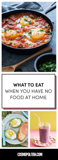 Accidentally delicious meals made out of total desperation.    #recipes #breakfast #lunch #dinner #ideas #food