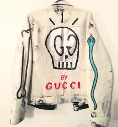 "6,395 Likes, 102 Comments - GUCCIGHOST® (@troubleandrew) on Instagram: ""GG® Test pilot💡 #guccighost 1/1 #troubleandrew"""