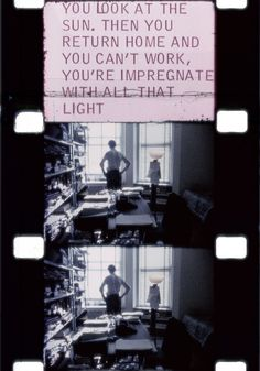 from Diaries, Notes, and Sketches, Jonas Mekas, 1965-1969.