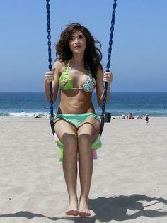 Farrah Abraham shows off bikini body in LA