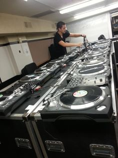 Turntable Lab at Berklee College of Music