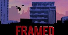 Well, a new computer game called Framed takes the choose-your-own-adventure concept and adds a comic book multimedia twist.