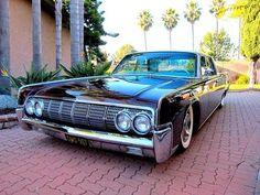 '64 Lincoln Continental Tire