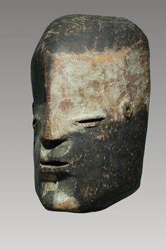Ngbaka Mask ~ R.D. Congo