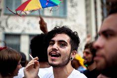 .carnaval de rua SP.  #carnaval #carnavalderua #blocodobaixoaugusta #baixoaugusta #saopaulo #cor #streetphoto #snap #