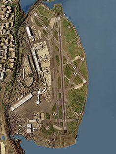 Washington national airport--it gets me closer~