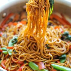 Easy Lo Mein October 3, 2014 byChungah116 Comments 470kShare 49Share 2.83kShare Share The easiest lo mein you will ever make in 15 minfrom start to finish. And it's so much quicker, tastier and heal...