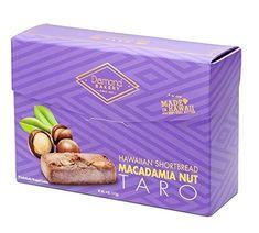Diamond Bakery Premium Hawaiian Macadamia Nut Shortbread Cookies, Taro Hawaiian Cookies, Shortbread Cookies, Gourmet Recipes, Bakery, Decorative Boxes, Diamond, Ideas, Products, Diamonds