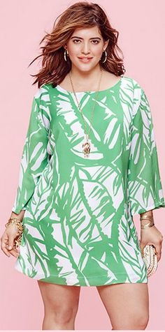 dfb35a4438 Plus Size Dress - Lilly Pulitzer for Target Curvy Fashion