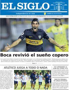 Diario El Siglo - Jueves 2 de Mayo de 20 13